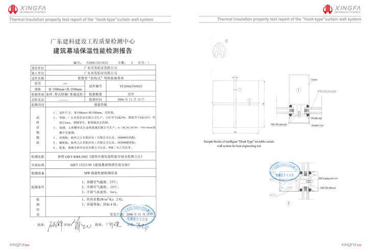 C009 C010 - Bản vẽ 3d chi tiết tường kính nổi đố