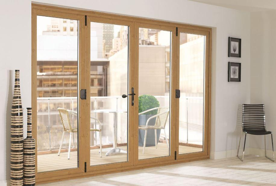 Những lưu ý khi lựa chọn các mẫu cửa nhôm kính 4 cánh cho nhà bạn