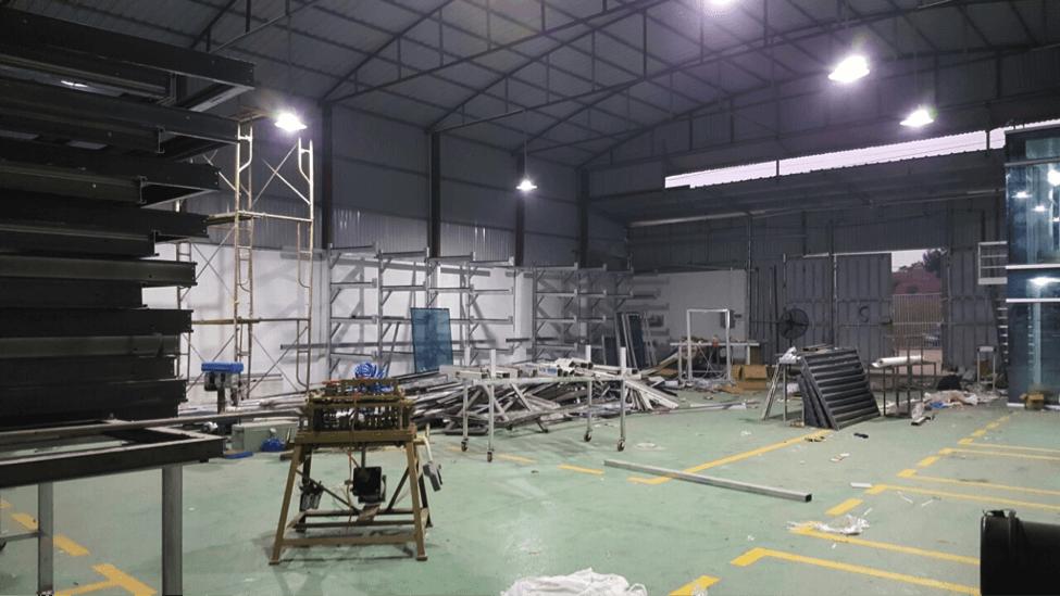 Nhà xưởng TKC