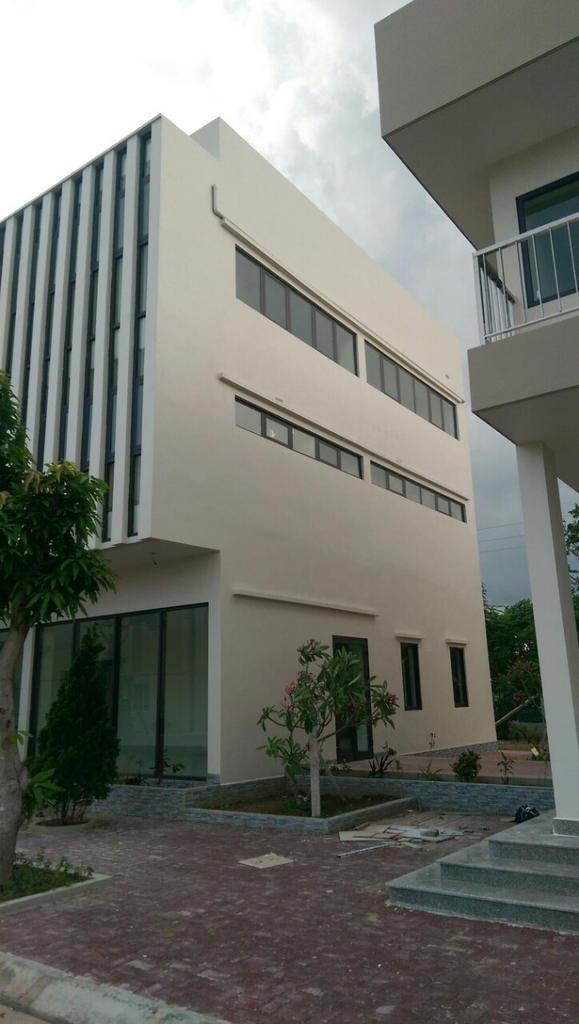du an novaref 4 - Dự án văn phòng nhà máy vật liệu chịu lửa Novaref Hà Nam