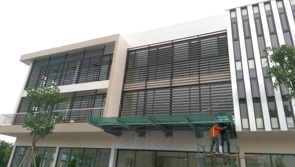 du an novaref 9 - Dự án văn phòng nhà máy vật liệu chịu lửa Novaref Hà Nam