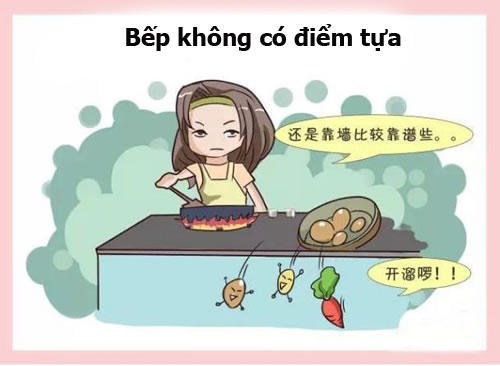 10 cam ky phong thuy nha bep moi nguoi can biet - 10