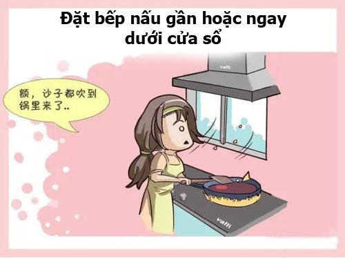 10 cam ky phong thuy nha bep moi nguoi can biet - 9