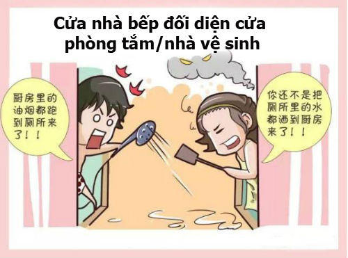 10 cam ky phong thuy nha bep moi nguoi can biet - 3