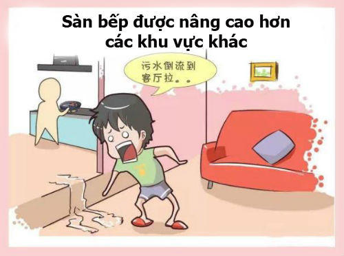 10 cam ky phong thuy nha bep moi nguoi can biet - 5
