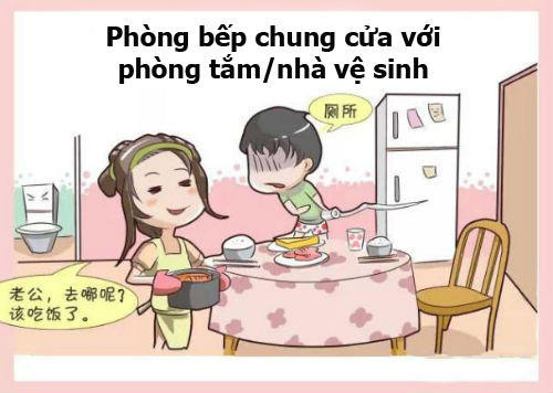 10 cam ky phong thuy nha bep moi nguoi can biet - 4