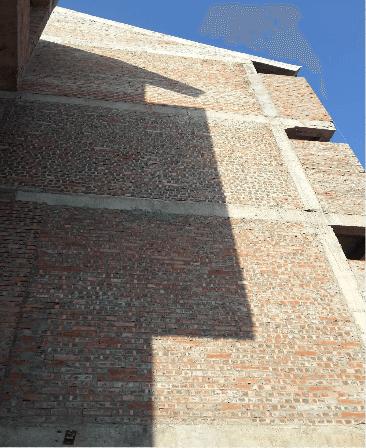 Tường xây bằng gạch