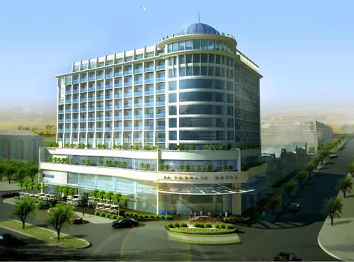 thiet ke nha dep kien truc khach san 3 - Thiết kê nhà đẹp -  kiến trúc khách sạn 3