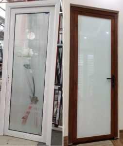 Cách lựa chọn cửa nhôm kính dành cho nhà tắm