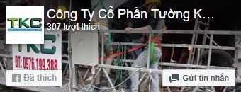 facebook fanpage TKC