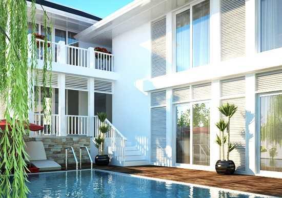 cua nhom kinh 2 - Ngắm nhìn 10 ngôi nhà bằng cửa nhôm kính đẹp mê li