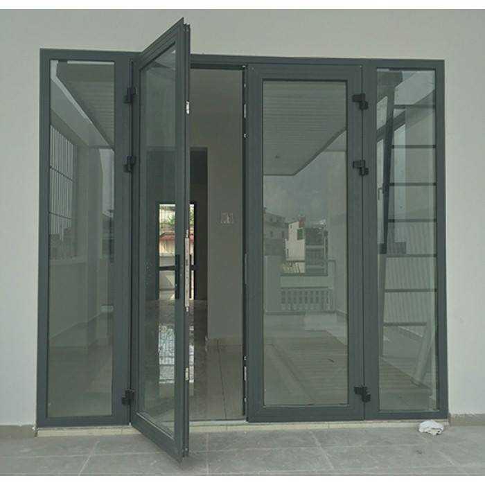 cua nhom xingfa 55 - Vì sao nên sử dụng cửa kính cho công trình của gia đình bạn?
