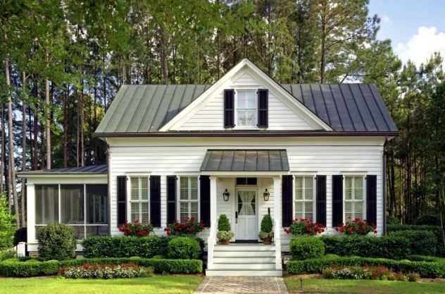 mau nha dep 2020 1 20 - Mẫu nhà đẹp năm 2020 với cửa nhôm kính xu hướng cửa hiện đại